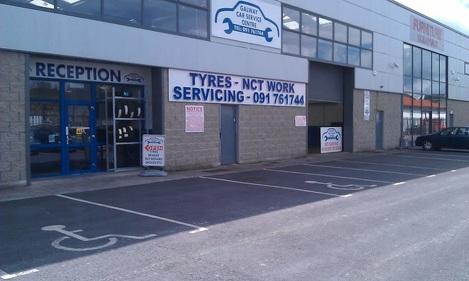 services service centres galway